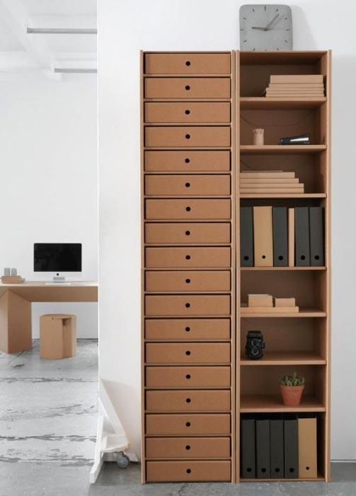 Cardboard ecodesign
