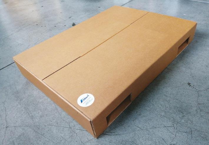 logistica smart con imballaggi intelligenti