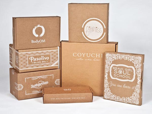 customized packaging Bologna