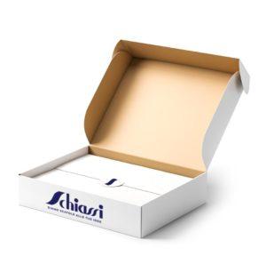 Packaging personalizzato Schiassi Bologna