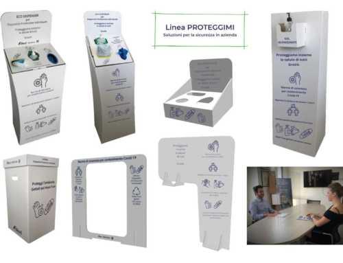 """Fase 2: Schiassi presenta la sua nuova linea di prodotti """"Proteggimi"""""""