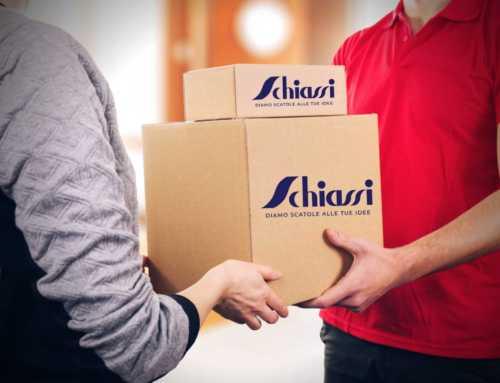 Gli imballaggi in cartone, la scelta migliore per il delivery