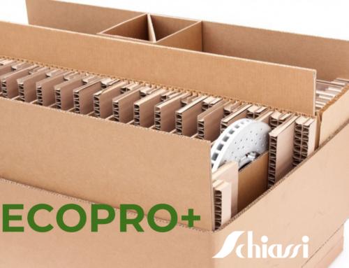 EcoPRO+: l'imballaggio ecosostenibile per i tuoi prodotti