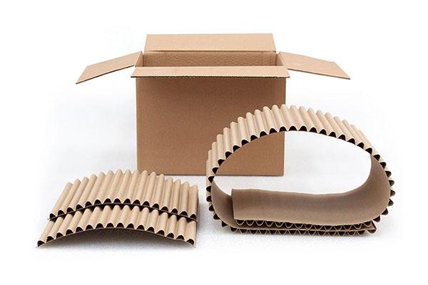 cartone ondulato per imballaggio