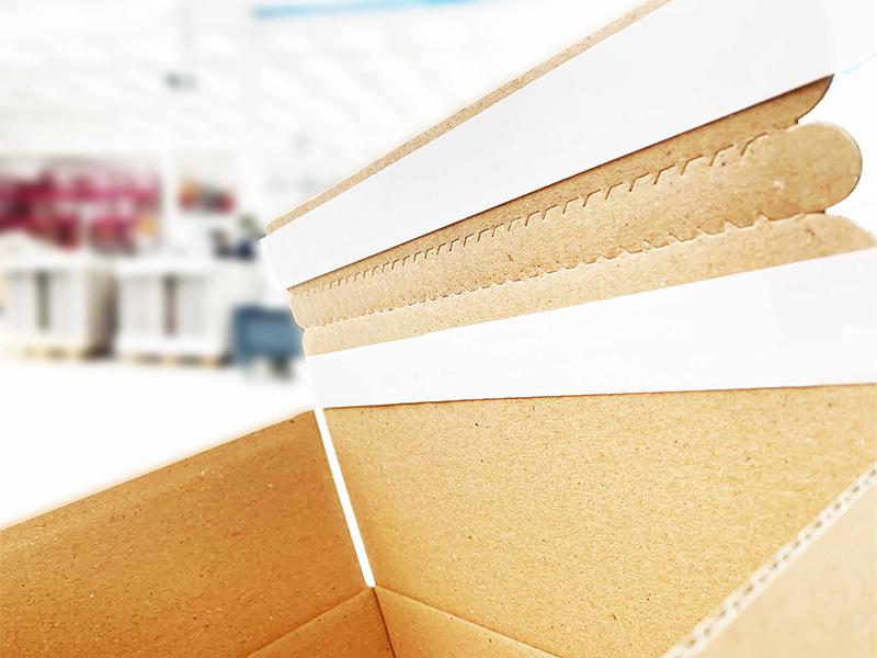 imballaggio sostenibile per combattere over packaging